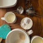 Cinnamon Buns- Test batch no- 1