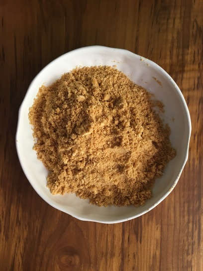 Coarse sand like texture