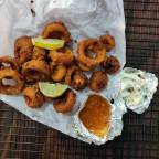 Seriously crunchy Onion rings