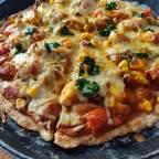 Veg Tikka Pizza