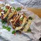 Grilled Prawn Tacos