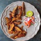 Deep Fried Sardines