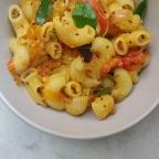 South Indian Tomato Macaroni